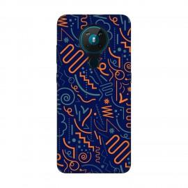 Nokia 5.3 кейс Чертички