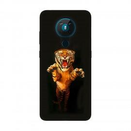 Nokia 5.3 кейс Тигър