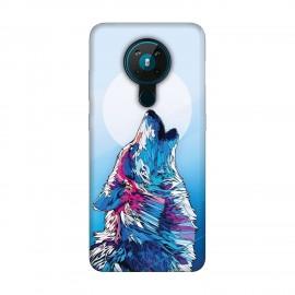 Nokia 5.3 кейс Вълк