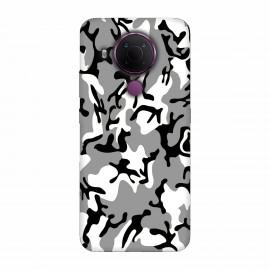Nokia 5.4 кейс Камуфлажен