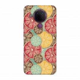 Nokia 5.4 кейс Плодове