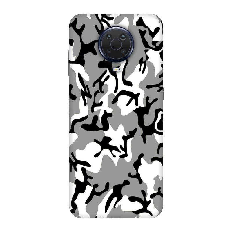 Nokia G20 кейс Камуфлажен