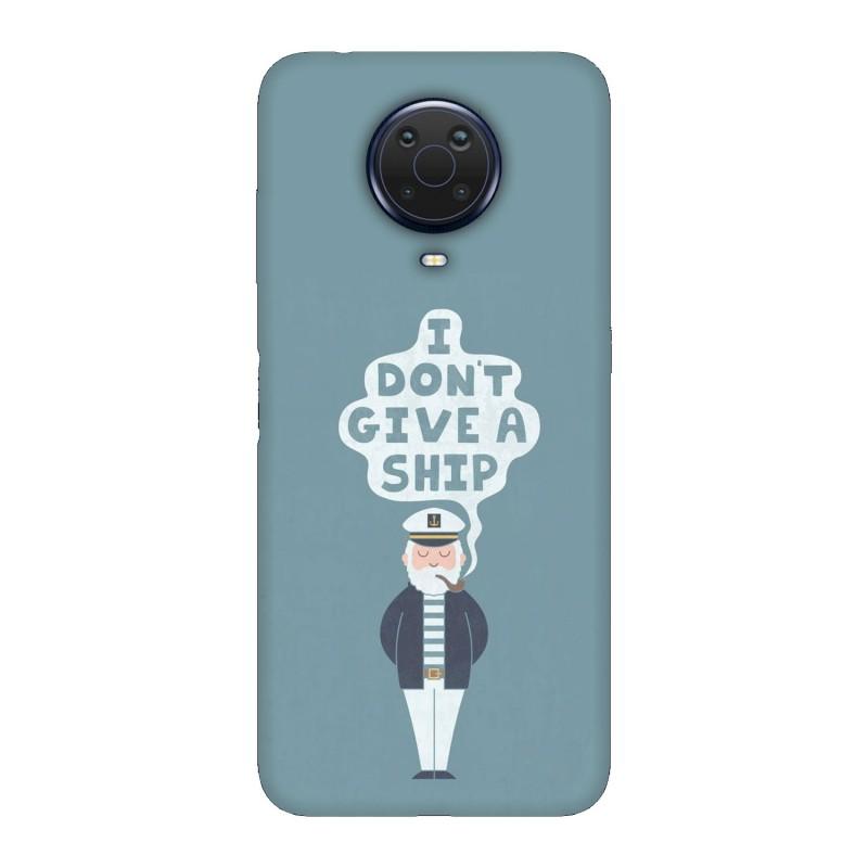 Nokia G20 кейс Моряк