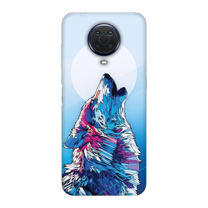Nokia G20 кейс Вълк
