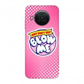 Nokia X10 кейс lollipop