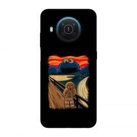 Nokia X20 кейс Бисквитки