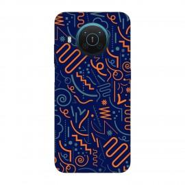 Nokia X20 кейс Чертички