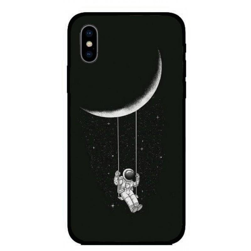 Калъфче за Samsung 101+73 Астронавт на луната