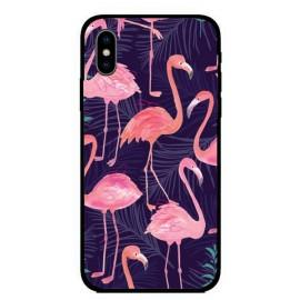 Калъфче за Samsung 101+54 фламинго