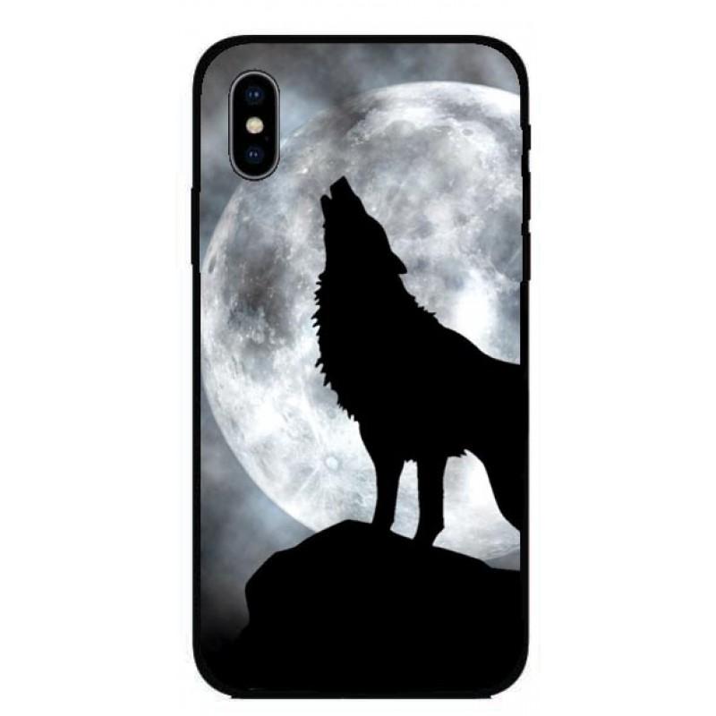 Кейс за Samsung 405 черен вълк