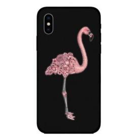 Кейс за Samsung 468 фламинго