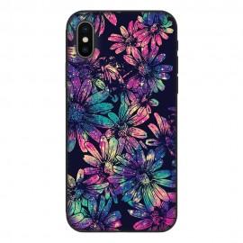 Кейс за Samsung 521 Dark Flowers