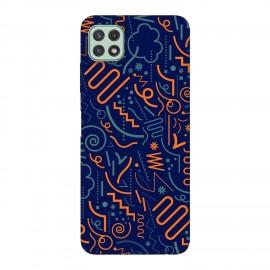 Samsung А22 5G кейс Чертички