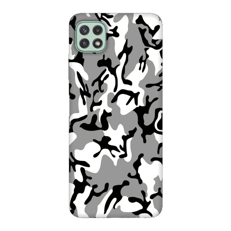 Samsung А22 5G кейс Камуфлажен
