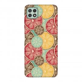 Samsung А22 5G кейс Плодове