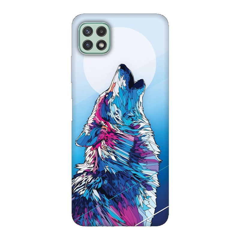 Samsung А22 5G кейс Вълк