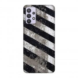 Samsung А32 5G кейс Черно и бяло