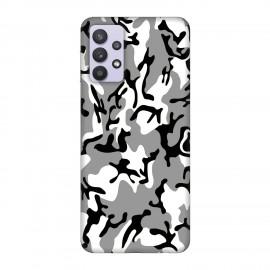 Samsung А32 5G кейс Камуфлажен