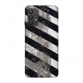 Samsung А32 кейс Черно и бяло