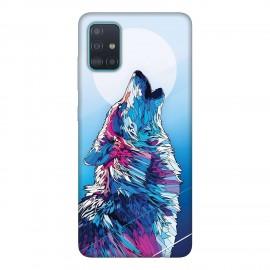 Samsung А51 кейс Вълк