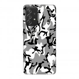 Samsung А52 5G кейс Камуфлажен