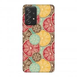 Samsung А52 5G кейс Плодове