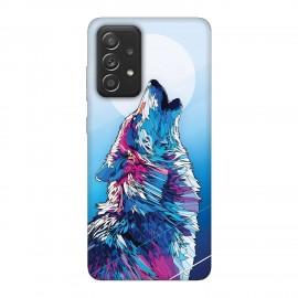 Samsung А52 5G кейс Вълк