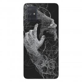 Samsung А71 кейс Ръце