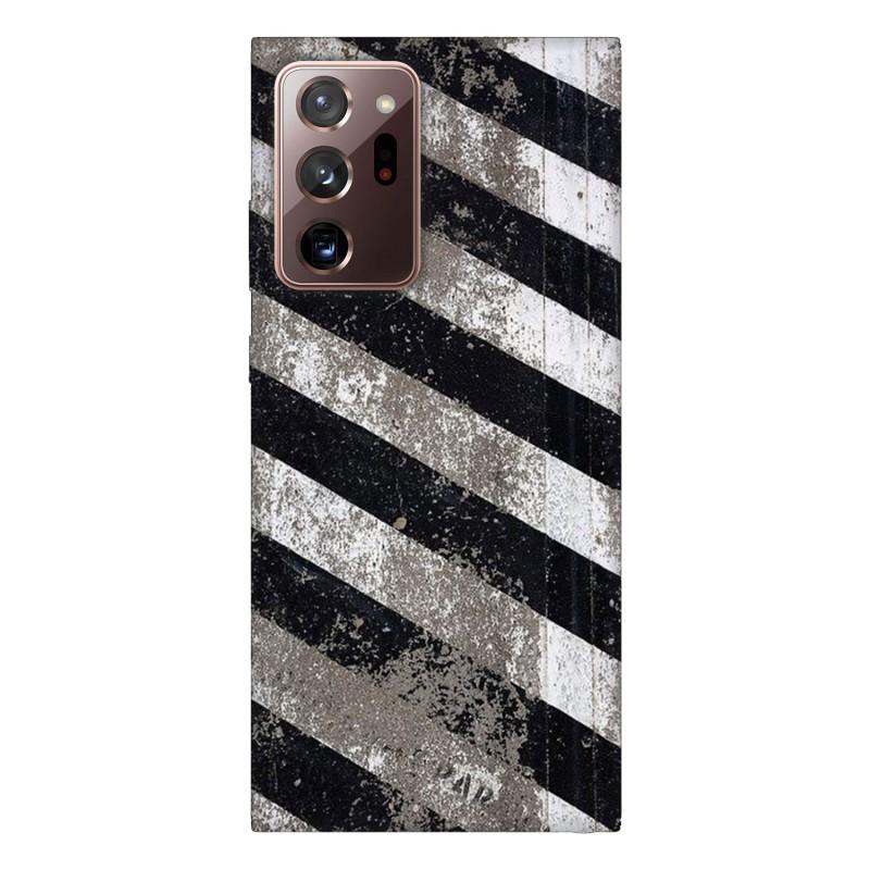Samsung Note 20 Ultra кейс Черно и бяло