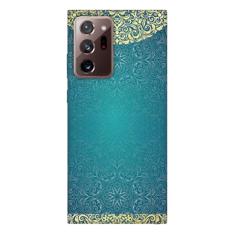 Samsung Note 20 Ultra кейс Флорален