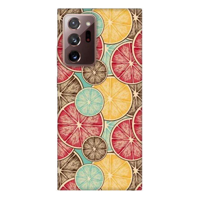 Samsung Note 20 Ultra кейс Плодове