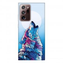 Samsung Note 20 Ultra кейс Вълк