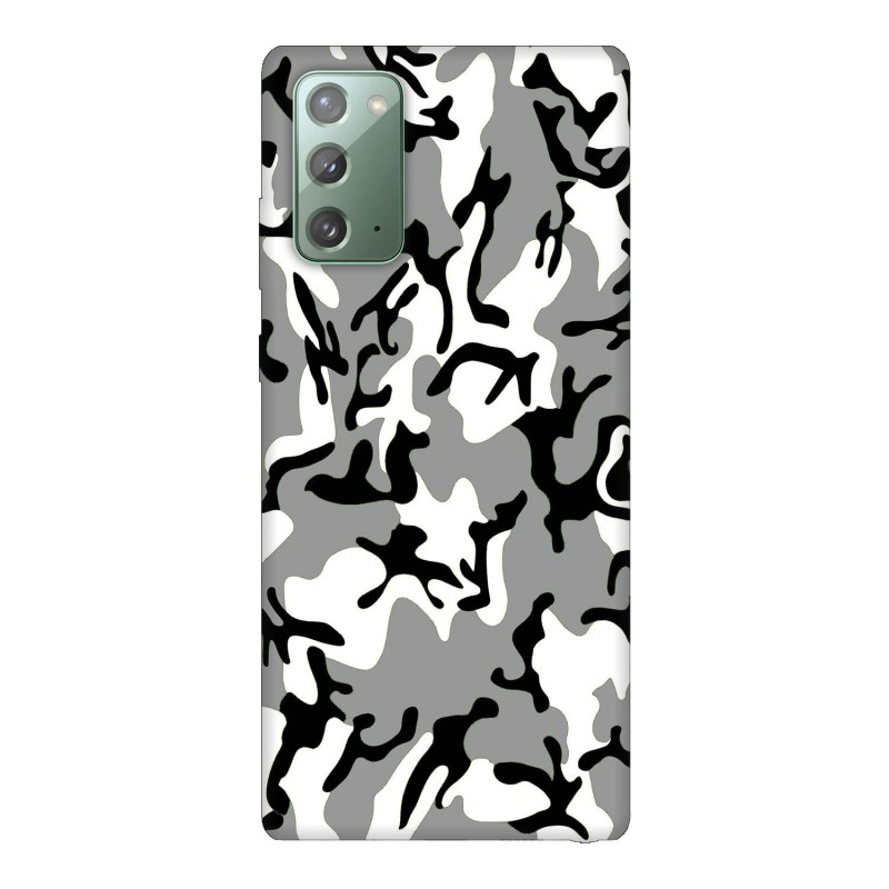 Samsung Note 20 кейс Камуфлажен