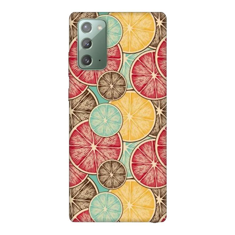 Samsung Note 20 кейс Плодове