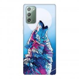 Samsung Note 20 кейс Вълк