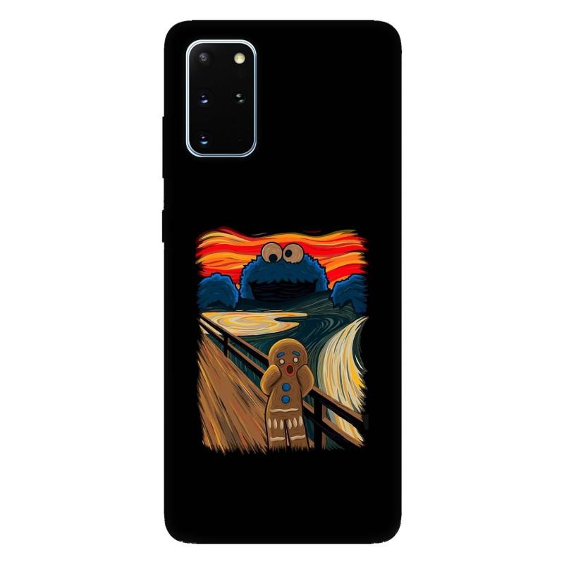 Samsung S20+ кейс Бисквитки