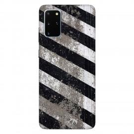 Samsung S20+ кейс Черно и бяло
