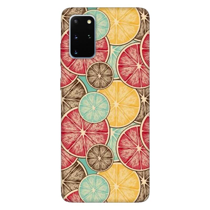 Samsung S20+ кейс Плодове