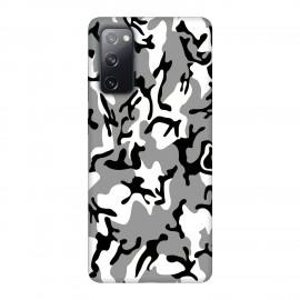 Samsung S20 FE кейс Камуфлажен