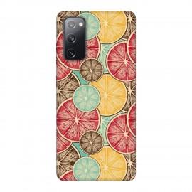 Samsung S20 FE кейс Плодове