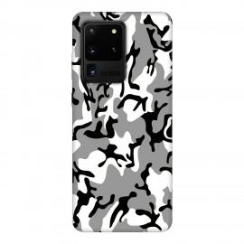 Samsung S20 Ultra кейс Камуфлажен