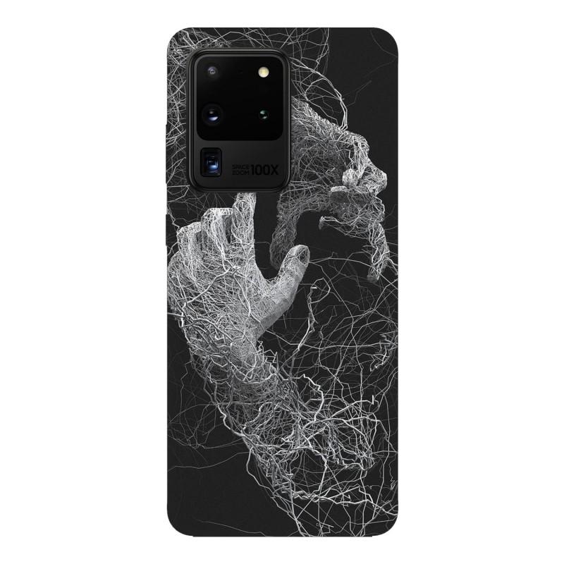 Samsung S20 Ultra кейс Ръце