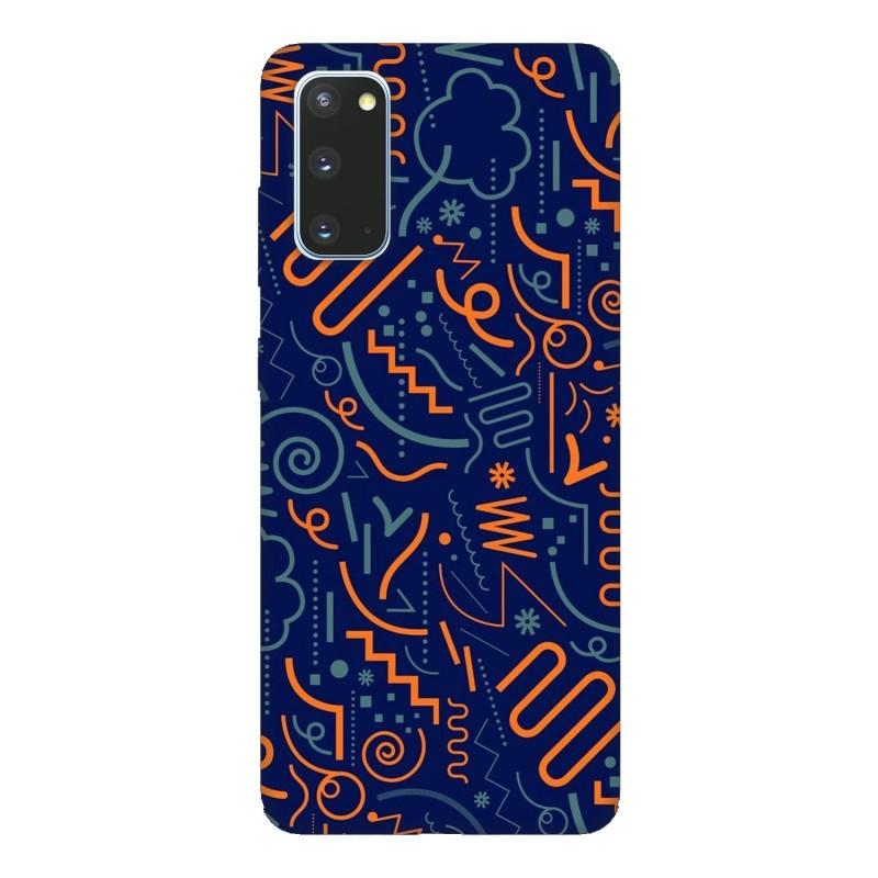 Samsung S20 кейс Чертички