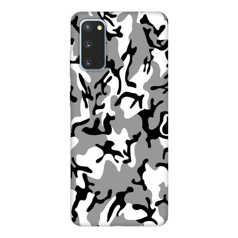 Samsung S20 кейс Камуфлажен