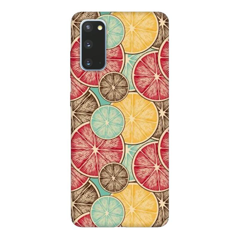 Samsung S20 кейс Плодове