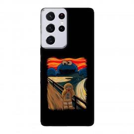 Samsung S21 Ultra кейс Бисквитки