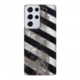 Samsung S21 Ultra кейс Черно и бяло