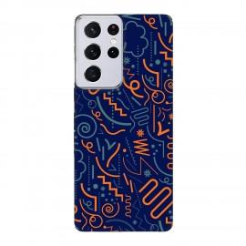 Samsung S21 Ultra кейс Чертички