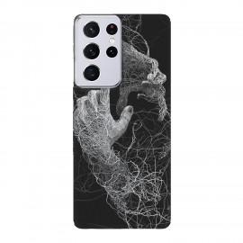 Samsung S21 Ultra кейс Ръце