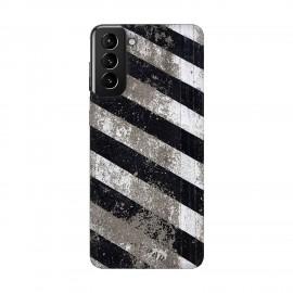 Samsung S21 Plus кейс Черно и бяло